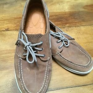 Sperry Top Sider Gamefish 3 Eye Boat Deck Shoes